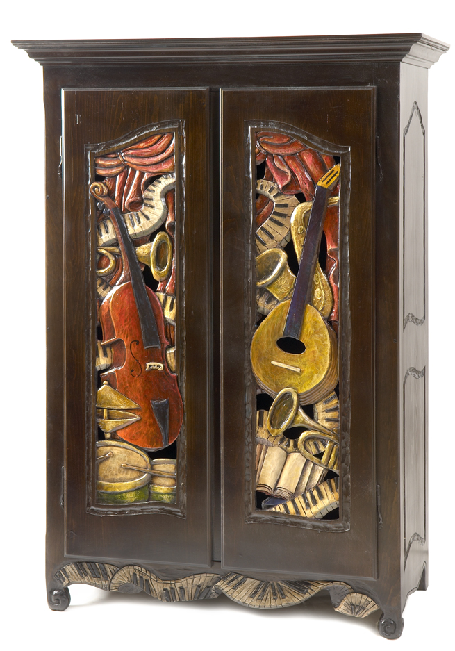 L'armoire musicale